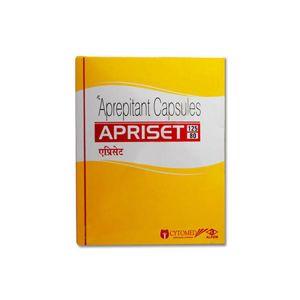 Apriset Aprepitant 125mg & 80mg Capsule