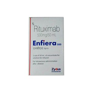 Enfiera Rituximab 500mg Injection