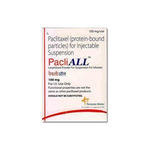 PacliAll 100mg Injection