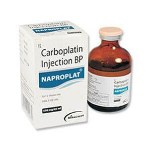 Naproplat Carboplatin 450mg/45ml Injection