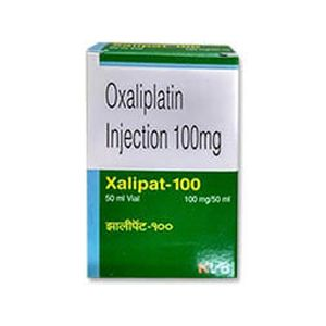 Xalipat Oxaliplatin 100mg Injection