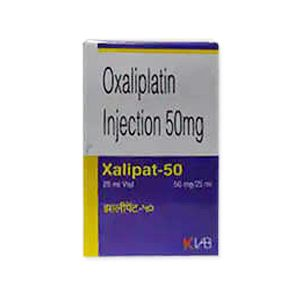 Xalipat Oxaliplatin 50mg Injection