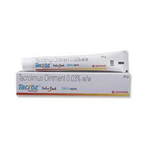 Tacroz Tacrolimus 0.03% Ointment