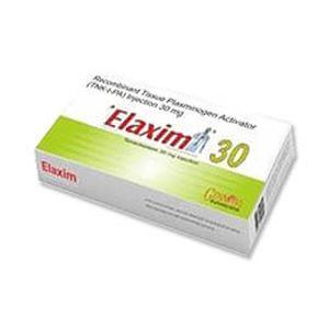 Elaxim 30mg Injection