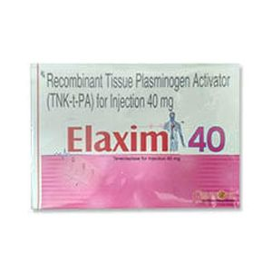 Elaxim 40mg Injection