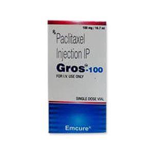 Gros 100mg紫杉醇注射液