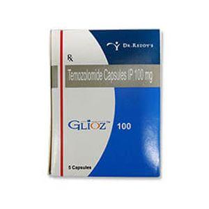 Glioz Temozolomide 100mg Capsule