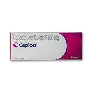 Capicet Capecitabine 500mg Tablet