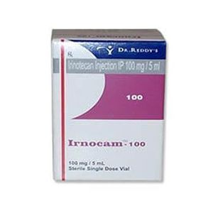 Irnocam Irinotecan 100mg Injection