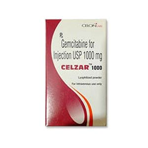 Celzar 1000mg Gemcitabine Injection