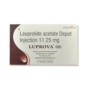 Luprova 11.25mg Leuprolide Injection