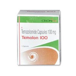 Temolon Temozolomide 100mg Capsule