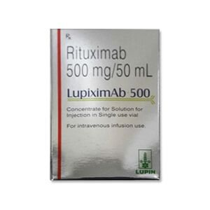 Lupiximab Rituximab 500mg Injection