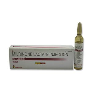 Milicor Milrinone 10mg Injection