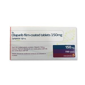 Lynparza Olaparib 150mg Tablet