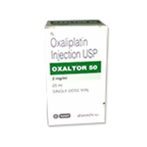 Oxaltor Oxaliplatin 50mg Injection