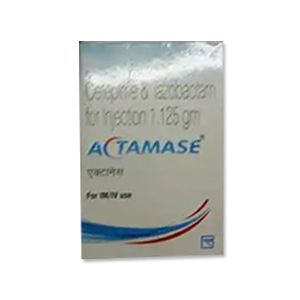 Actamase Cefepime & Tazobactam Injection