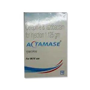 Actamase Cefepime & Tazobactam Injection