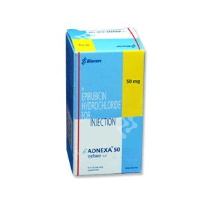 Adnexa Epirubicin 50mg Injection