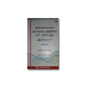 Abirapro Abiraterone 250 mg Tablets