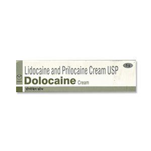 Dolocaine Lidocaine & Prilocaine Cream