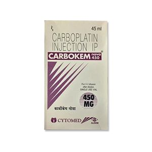 Carbokem Novo Carboplatin 450mg Injection