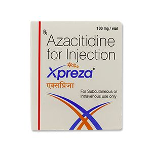 Xpreza 100 mg Azacitidine Injection