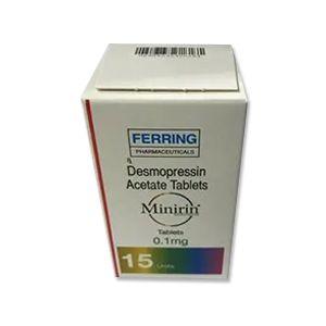 Minirin Desmopressin 0.1 mg Tablets