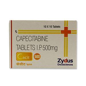 Таблетки Cacit Biochem Capecitabine