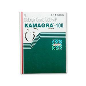 Kamagra Gold 100 mg Tablet