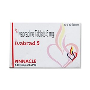 Ivabrad Ivabradine 5mg Tablet