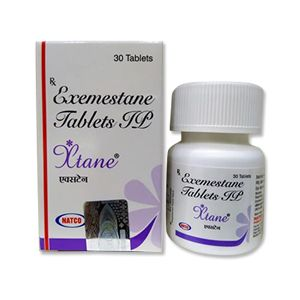 Xtane 25 Mg Exemestane Tablet - Buy Online at Affordable price in China, Vietnam