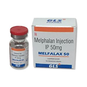 Melfalax Melphalan 50mg Injection