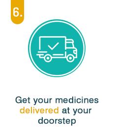 Get Medicine Delivery