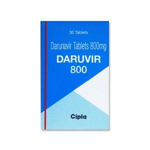 Daruvir Darunavir 800 mg Tablets