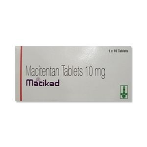 Macikad Macitentan 10mg Tablet