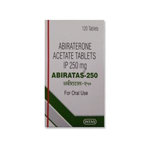 Abiratas 250 mg Abiraterone Tablet