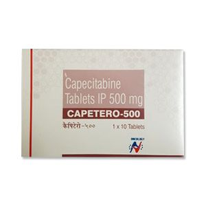 Capetero 500mg Tablet