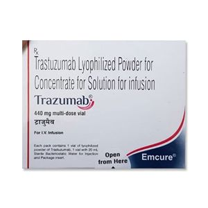 Trazumab Trastuzumab 440mg Injection
