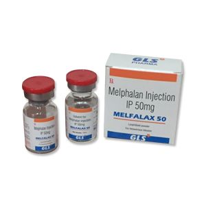 Melfalax 50 mg Melphalan Injection