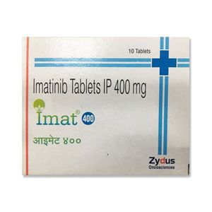 Imat Imatinib 400 mg Tablet
