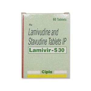 Lamivir S30 Tablet