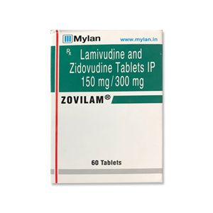 Zovilam 150mg/300mg Tablet