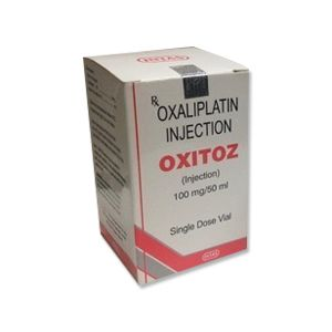 Oxitoz Oxaliplatin 100mg Injection