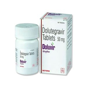 Doluvir 500 mg Dolutegravir Tablet