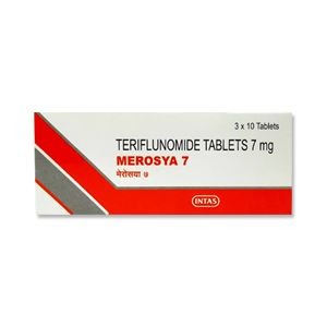 Merosya 7 mg Teriflunomide Tablet