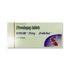 Revolade 25 mg Tablets
