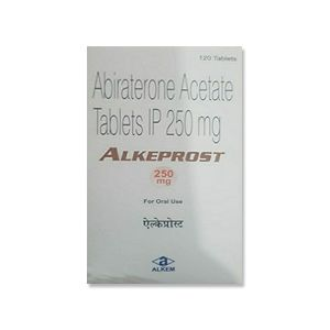 Alkeprost 250mg Abiraterone Tablets
