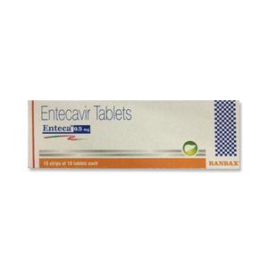 Enteca 0.5 mg Entecavir Tablet