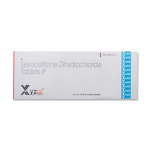 Xyzal 5 mg Levocetirizine Tablet